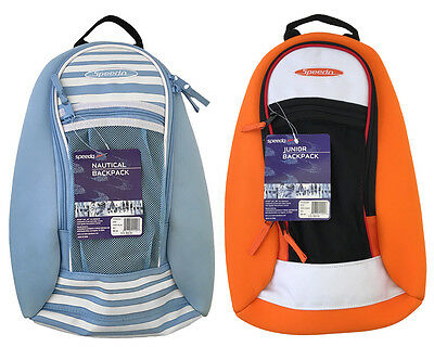 SPEEDO Nautical Athletic Sports Casual Travel Gym Junior Backpack ](Nautical Backpack)