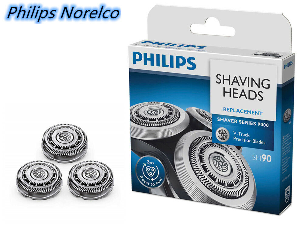 series 9000 replacement shaver shaving heads