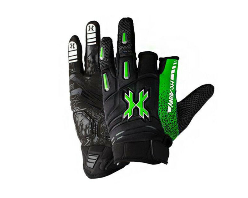 HK Army Paintball Pro Glove Slime Small