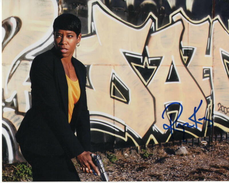 REGINA KING SIGNED AUTOGRAPHED 8X10 PHOTO - WATCHMEN, SOUTHLAND, OSCAR BEAUTIFUL