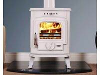 Henley Aran Wood Burning & Multifuel Stove £410