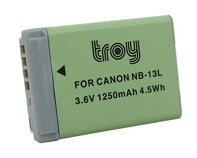Akku für Canon PowerShot NB13L NB-13L G7X G9X G7 X G9X Mark II SX620 SX720 SX730
