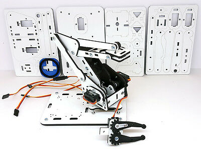 ArmUno 2.0 Robotic Arm DIY Kit MeArm and Arduino Compatible