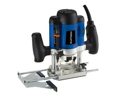 Laptronix 1200w Electric Router Cutter Variable Speed Plunge Joiners Woodworking