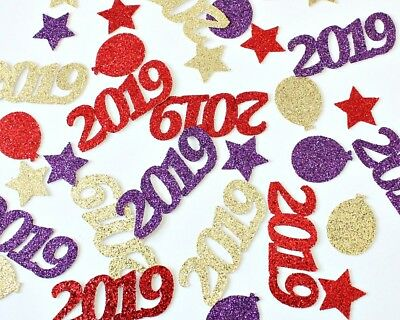 onfetti Graduation Gift Congratulations Party Decoration (New Years Eve Party)