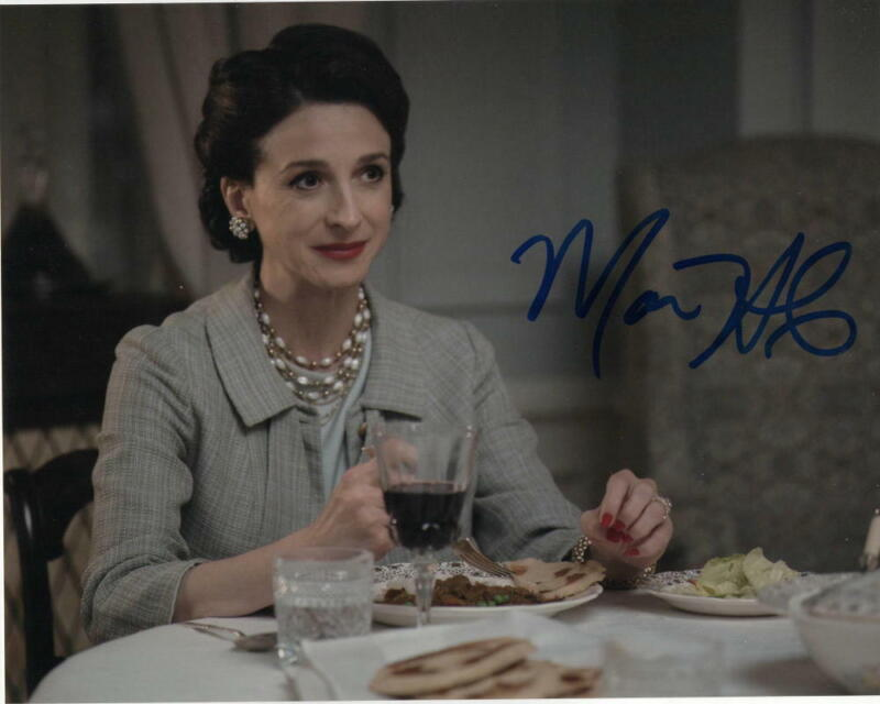 MARIN HINKLE SIGNED AUTOGRAPHED 8X10 PHOTO - ROSE - THE MARVELOUS MRS. MAISEL A