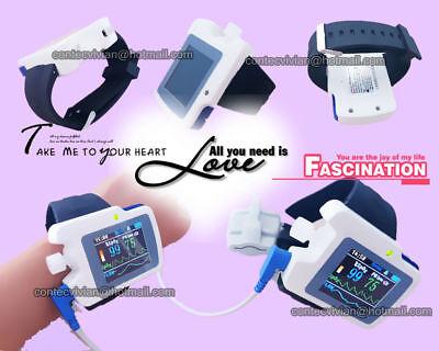 Contec Rs01 Sleep Apnea Meterspo2 Heart Rate Nose Air Flow Monitor Alarmsw