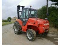 2005 MANITOU M26-4 5156 HOURS