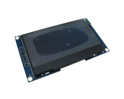 Hq 2.42 128x64 Oled Graphic Display Module Spi Ssd1309 - Color White