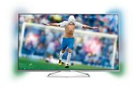 Philips 55PFS6609 55inch LED TV , Freeview , 3D TV Smart TV, 6 Month Warranty, RRP£799