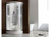 DI Vapor almost new Steam Aromatherapy Shower