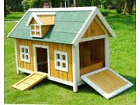 REDUCED lovely hen coop