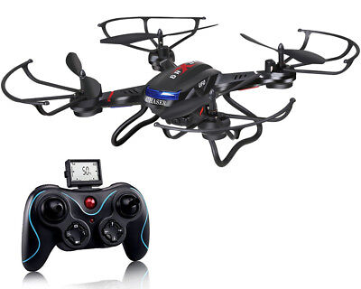 Holy Stone F181C RC Drone with HD Camera 2 Battery Quadcopter RTF Helicopter Toy