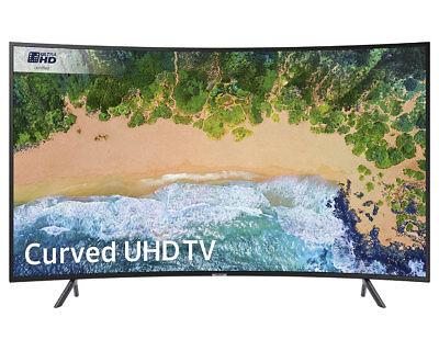 "Samsung UE55NU7300 55"" Curved Ultra HD certified HDR Smart 4K TV"