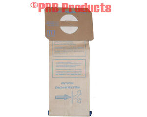 Electrolux Aerus Type U Allergy Upright Vacuum Bags Model