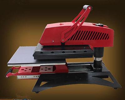 16 X 24 Swing Away Manual T-shirt Heat Press Machine High Quality Pull Out E