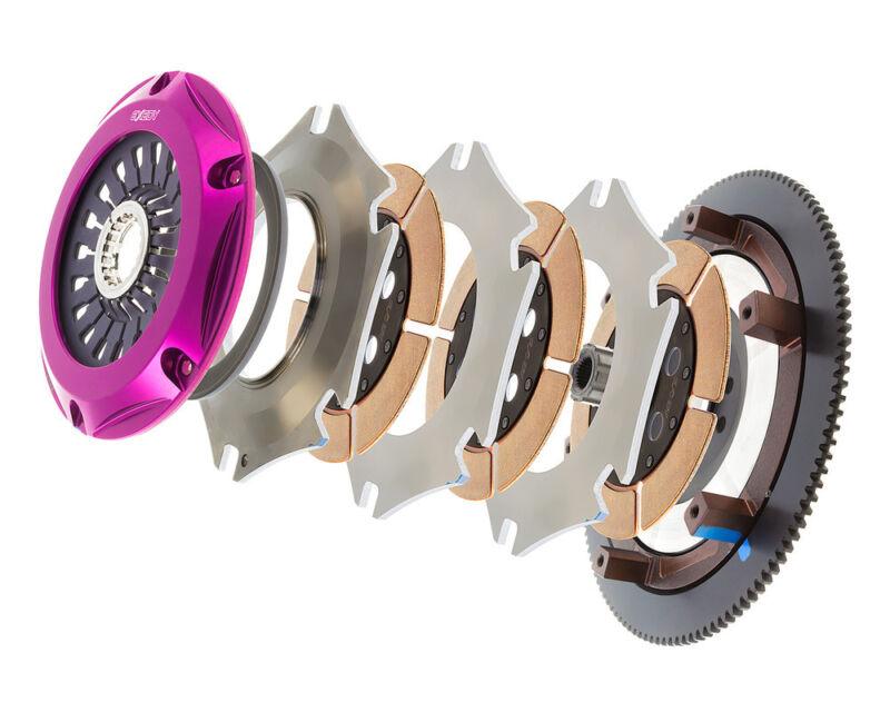 Clutch And Flywheel Kit Exedy Fm023sb Fits 04-14 Subaru Impreza 2.5l-h4