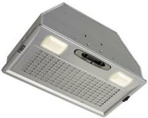 NEW Broan Power Pack Range Hood 390 CFM-Silver Grille