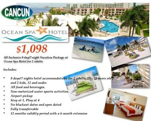 Cancun Mexico Package