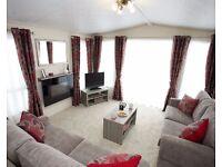 Caravan for sale in Bridlington, 12 month season £3,520, North Bay Leisure Park