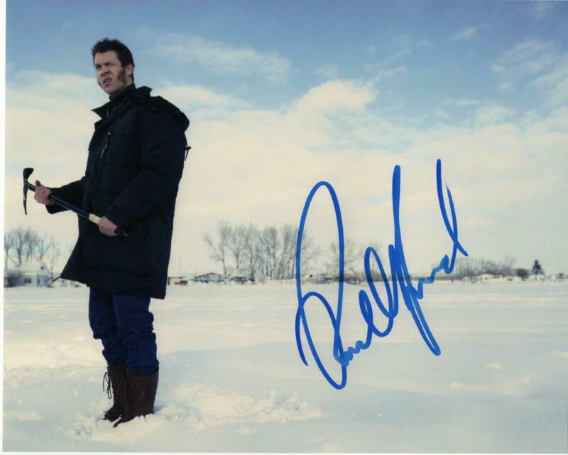 RUSSELL HARVARD SIGNED AUTOGRAPHED 8X10 PHOTO - THERE WILL BE BLOOD, FARGO