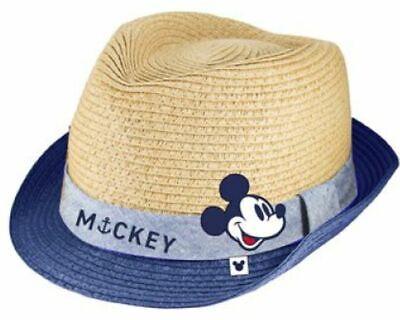 Mickey Maus Disney Sommerhut Strohhut Havanna Hut Sonne Kinderwagen Gr.50 blau online kaufen