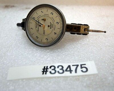 Brown And Sharpe Dial Test Indicator Bestest Model 7028-4 Inv.33475
