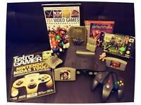 Nostalgia Bundle Nintendo n64 and more