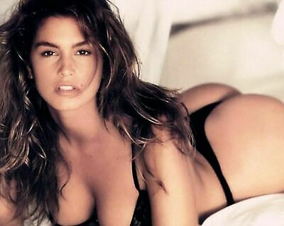 CINDY CRAWFORD 8X10 GLOSSY PHOTO PICTURE IMAGE #3 (Cindy Crawford Photos)