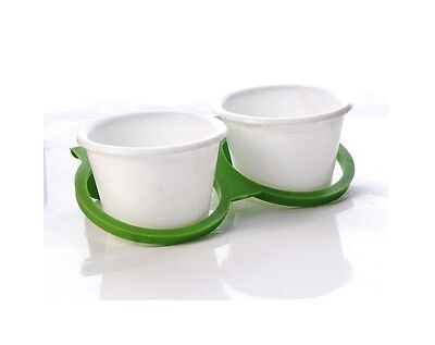 Gallipot Dual Drinker for Racing Pigeons, Poultry etc