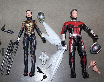 Marvel Legends Lot Ant Man & the Wasp Cull Obsidian BAF Wave - Read description