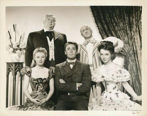 JUNE ALLYSON KATHRYN GRAYSON PETER LAWFORD Original Vintage MGM PORTRAIT Photo