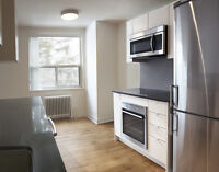 Fully Renovated 1 Bedroom Suite- 7 Stag Hill (move in specials)