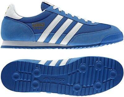 adidas Originals Dragon Trainers - Bluebird/White - G50922 - Size UK 7-12