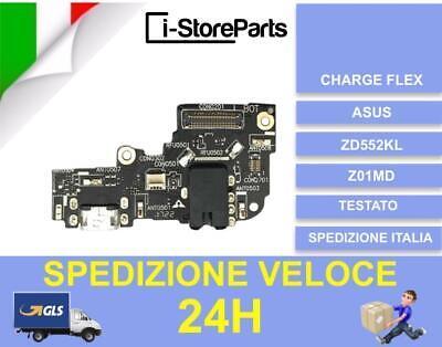 CONNETTORE RICARICA USB MICROFONO DOCK ASUS ZENFONE 4 SELFIE PRO ZD552KL FLAT