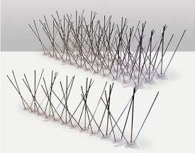 Stainless Steel Bird Spikes - BRAND NEW