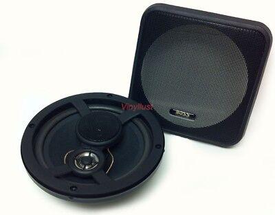 "6.5"" Car Speaker Replacement 3way 220w 4-Ohm Boss AVA-6510 (EA)"