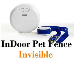 PETs-MANAGER-Indoor-Dog-Cat-Wireless-Fence-Pet-Barrier-Containment-System-NEW