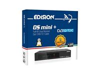 Edision OS Mini+ combo tuner built in wifi better than zgemma