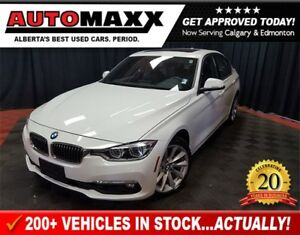 2016 BMW 328I xDrive w/Leather/Sunroof!