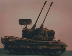 1:35th. Bundersfehr Flak Panzer Geppard.