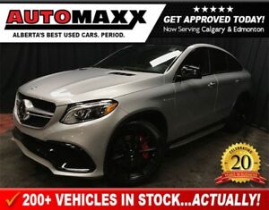 2016 Mercedes-Benz GLE-Class 63 S 4MATIC! Loaded!!