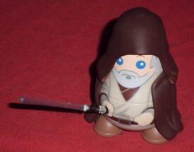 Hot Toys 'Chubby Obi-Wan Kenobi' Stacking Doll (2007, unboxed)