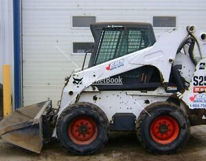 2007 Bobcat S205 Skid Steer