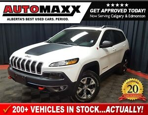 2016 Jeep Cherokee Trailhawk 4x4 Loaded!!