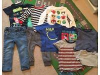 2-3 boys clothes bundle