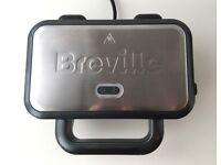 Breville sandwich toaster, toastie maker, toasted sandwich