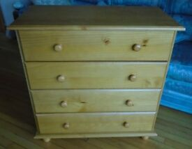 4-Drawer Chest For Sale
