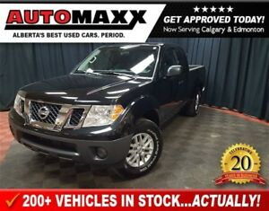 2016 Nissan Frontier SV King Cab!
