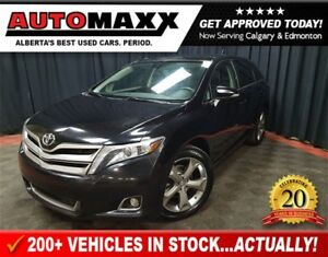 2013 Toyota Venza AWD w/Leather/Panorama roof!